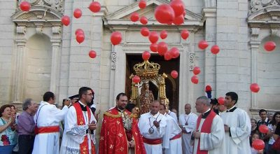 "La Festa Patronale ""te Santu Itu Ranne"""