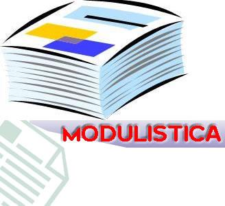 Aggiornamento modulistica