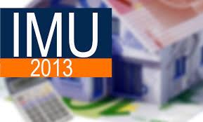 IMU- Imposta Municipale Unica – Anno 2012