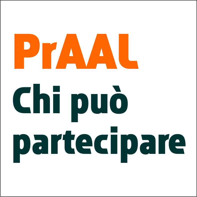 Presentazione di manifestazioni di interesse per progetti di vita indipendente di Ambient Assisted Living (PR.A.A.L.)