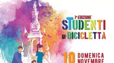 """1a Edizione """"Studenti in Bicicletta"""" – Domenica 10 Novembre 2019"""