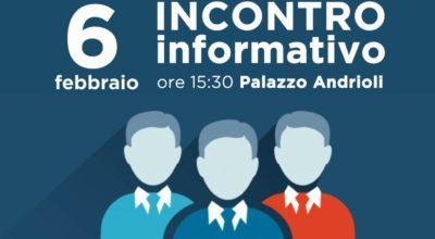 Giovedi 6 febbraio , ore 15.30, presso l'istituto Andrioli a Lequile, si terrà un incontro sulla misura Reddito di Cittadinanza.