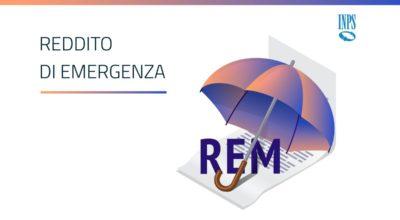 Al via il servizio per la presentazione delle domande del REDDITO DI EMERGENZA