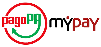 Logo MyPay-pagoPA orizzontale
