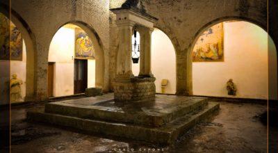 Chiostro – Convento dei Francescani